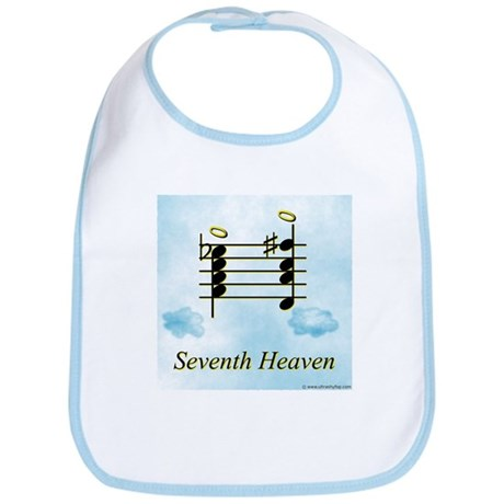 Seventh Heaven Bib
