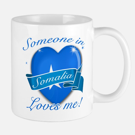 Somalia Flag Design Mug