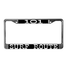 Cute Oceans License Plate Frame