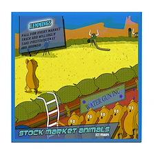 Stock Market Animals - Lemmings
