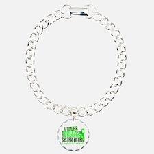 I Wear Lime 6.4 Lymphoma Bracelet
