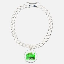 I Wear Lime 6.4 Lymphoma Bracelet