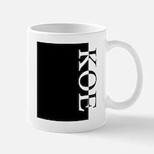 KOE Typography Mug