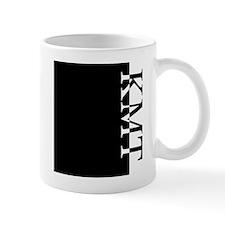KMT Typography Mug