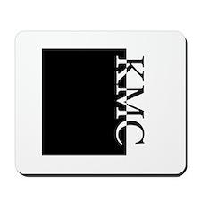 KMC Typography Mousepad