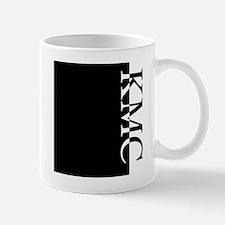 KMC Typography Mug