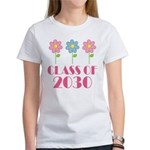 2030 School Class Cute Women's T-Shirt