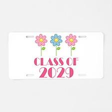 2029 School Class Cute Aluminum License Plate