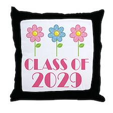 2029 School Class Cute Throw Pillow