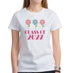 2027 School Class cute Women's T-Shirt