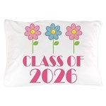 2026 School Class Pillow Case