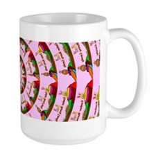 Easter Bunny Candy Mug