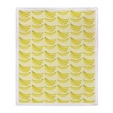 Banana Fleece Blankets