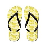 Funny banana Flip Flops
