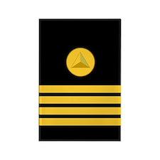 NOAA Captain<BR> Rectangle Magnet 2