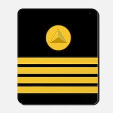 NOAA Captain<BR> Mousepad