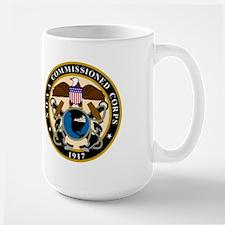 NOAA Captain<BR> 15 Ounce Mug
