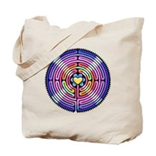 Labryinth Tote Bag