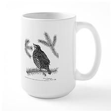 Robin Pen & Ink Large 15oz Mug