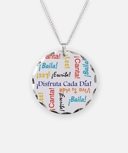 Viva Tu vida Necklace