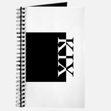 KIX Typography Journal