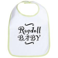 Ragdoll BABY Bib