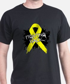 Fighting Back Ewing Sarcoma T-Shirt