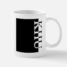 KHU Typography Mug