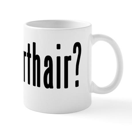 GOT SHORTHAIR Mug