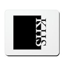 KHS Typography Mousepad