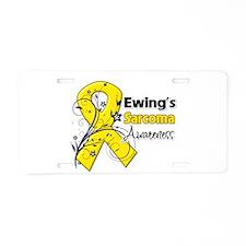 Ewing Sarcoma Awareness Aluminum License Plate