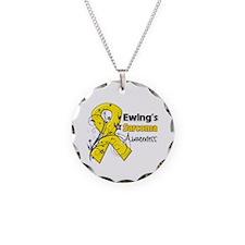 Ewing Sarcoma Awareness Necklace