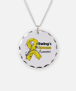Ewing Sarcoma Awareness Necklace