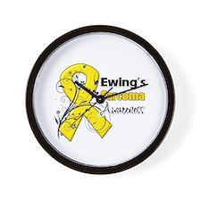 Ewing Sarcoma Awareness Wall Clock