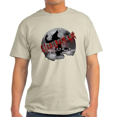 Full Moon Fever Light T-Shirt