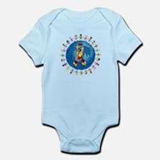 Autism-1 Infant Bodysuit