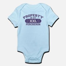 Percheron PROPERTY Infant Bodysuit