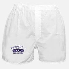 Percheron PROPERTY Boxer Shorts
