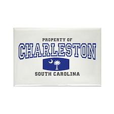 Charleston South Carolina Rectangle Magnet
