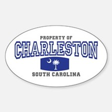 Charleston South Carolina Decal