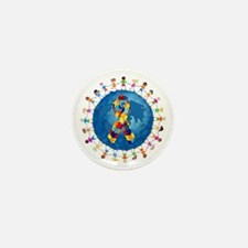 Autism-1 Mini Button (100 pack)