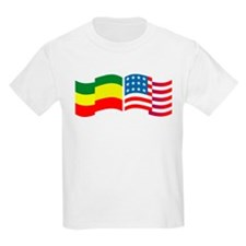 Ethiopian American T-Shirt