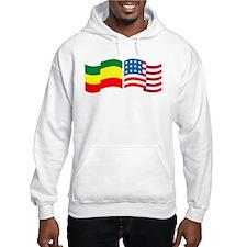 Ethiopian American Hoodie