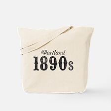 Portland 1890s Tote Bag