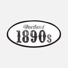 Portland 1890s Patches