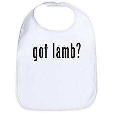 GOT LAMB Bib