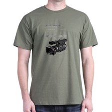 Definition and vintage camera T-Shirt