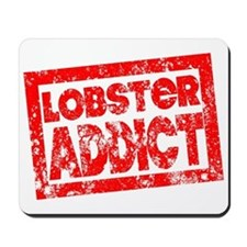 Lobster ADDICT Mousepad