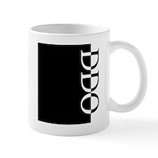 DDO Typography Mug