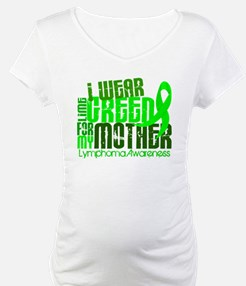 I Wear Lime 6.4 Lymphoma Shirt